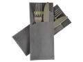 Pochetto Standaard Design Marmer Anthracite