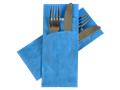 Pochetto Standaard Design Marmer Aqua