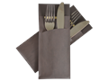 Pochetto Standaard Design Marmer Bruin