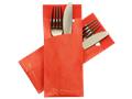 Pochetto Standaard Design Marmer Oranje