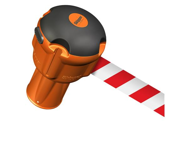 Vaak Online Skipper afzetlint roller tbv pion rood/wit 9 meter TX39